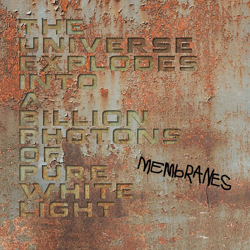 The Universe Explodes into a Billion Photons of Pure White Light (Estonian Version) by The Membranes