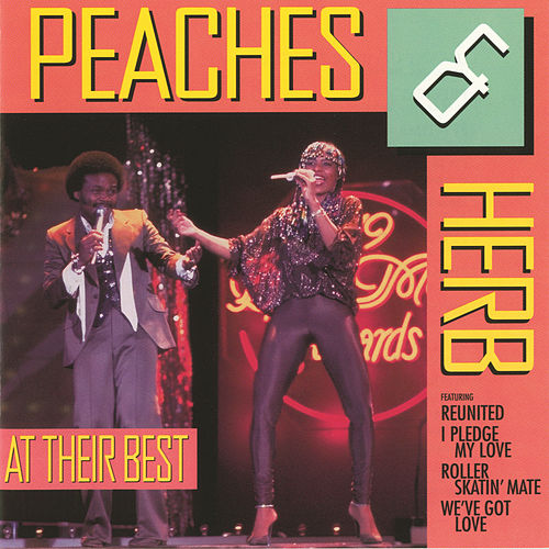 At Their Best by Peaches & Herb