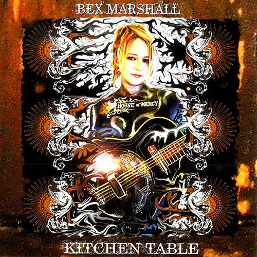 Kitchen Table by Bex Marshall
