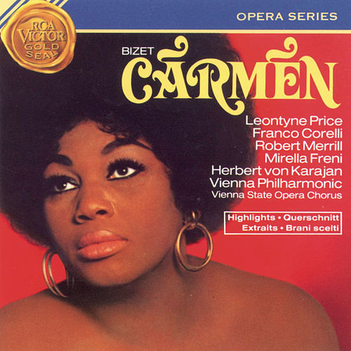 Bizet: Carmen Highlights by Herbert Von Karajan