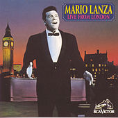 Play & Download Live From London by Mario Lanza | Napster