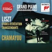 Liszt: Etudes d'exécution transcendante - Chamayou by Bertrand Chamayou