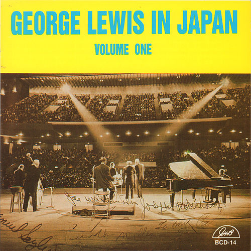 George Lewis in Japan, Vol. 1 by George Lewis