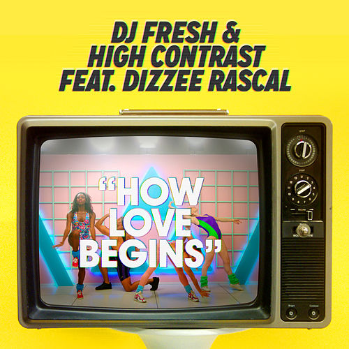 Play & Download How Love Begins (feat. Dizzee Rascal) [Hardcore Will Never Die Edit] by DJ Fresh and High Contrast | Napster