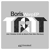 Warp - Single by DJ  Boris