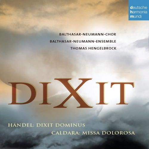 Play & Download Handel/Caldara: Choral Works by Thomas Hengelbrock | Napster
