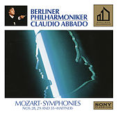 Mozart:  Symphonies Nos. 28, 29, 35 by Berlin Philharmonic Orchestra