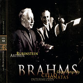 Play & Download Rubinstein Collection, Vol. 64: All Brahms: Sonatas Nos. 1 & 2 for Cello and Piano; 5 Intermezzi by Arthur Rubinstein | Napster