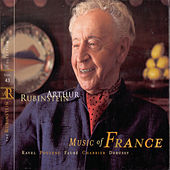 Play & Download Rubinstein Collection, Vol. 43: Works by Ravel, Poulenc, Chabrier, Debussy by Arthur Rubinstein | Napster