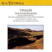 Vivaldi: The Four Seasons by Salvatore Accardo
