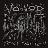 Voivod - Post Society - EP by Voivod