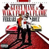 Play & Download Ferrari Boyz by Gucci Mane | Napster
