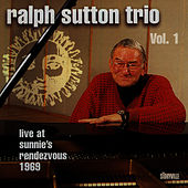 Ralph Sutton Trio Vol. 1 by Ralph Sutton