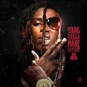 Young Thugger Mane La Flare by Gucci Mane