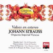 Valses En Estéreo - Johann Strauss by Wiener Imperial Orchester