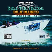 Play & Download Bila Blunts & Cigarette Boats by Rich The Factor | Napster