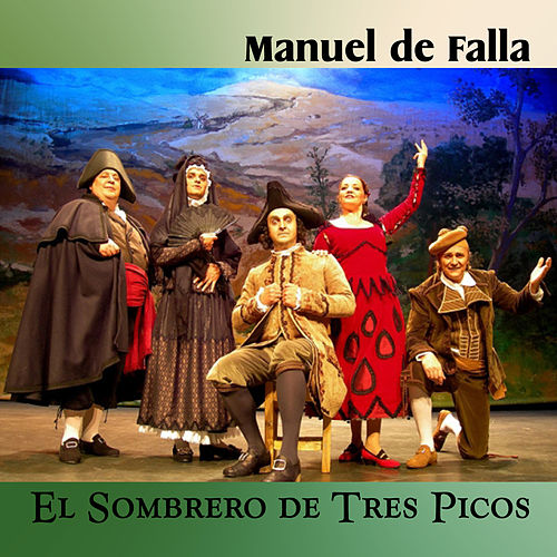 Play & Download Manuel de Falla: El Sombrero de Tres Picos by Berliner Philharmoniker | Napster