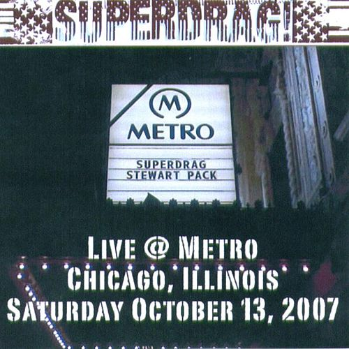 Play & Download Superdrag Live at the Metro, Chicago, IL by Superdrag | Napster