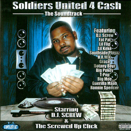 Play & Download Soldiers United For Cash by Various Artists | Napster