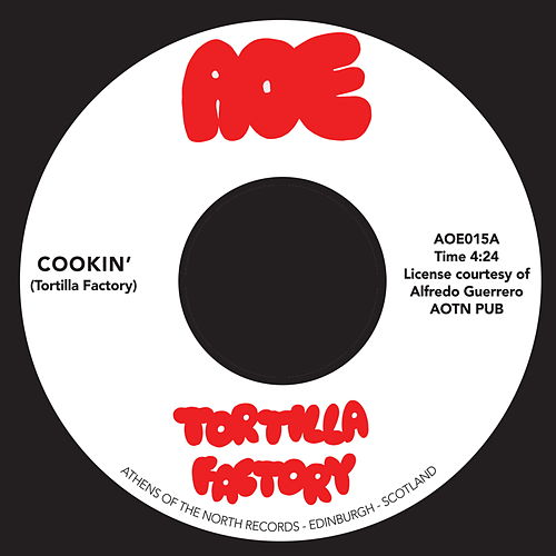 Play & Download Cookin' by Tortilla Factory | Napster