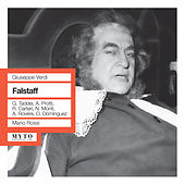 Play & Download Verdi: Falstaff (Live) by Various Artists | Napster