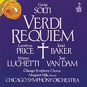 Play & Download Verdi Requiem by Georg Solti | Napster