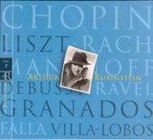 Play & Download Rubinstein Collection, Vol. 2: Chopin, Liszt, Rachmaninoff, Debussy, Ravel, Granados, Falla, Villa-Lobos by Arthur Rubinstein | Napster