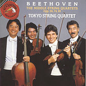 Play & Download Beethoven: Middle Quartets Opp. 59, 74, 95 by Tokyo String Quartet | Napster