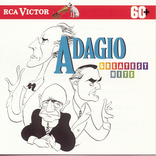 Play & Download Adagio by Various Artists | Napster