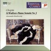 Chopin: Waltzes; Piano Sonata No. 3 by Alexander Brailowsky