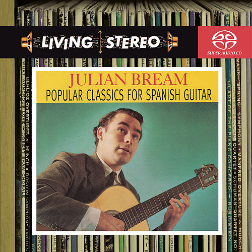 Play & Download Popular Classics for Spanish Guitar by Julian Bream | Napster