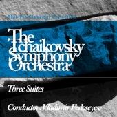 Tchaikovsky: The Sleeping Beauty - Prokofiev: Romeo and Juliet - Khachaturian: Masquerade by The Tchaikovsky Symphony Orchestra