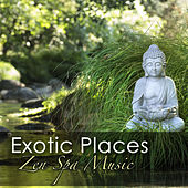 Exotic Places Zen Spa Music – Luxury Spa Songs for Massage, Spa Treatments, Holistic Health & Natural Beauty by Various Artists