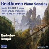 Play & Download Beethoven: Piano Sonatas Nos. 5, 8