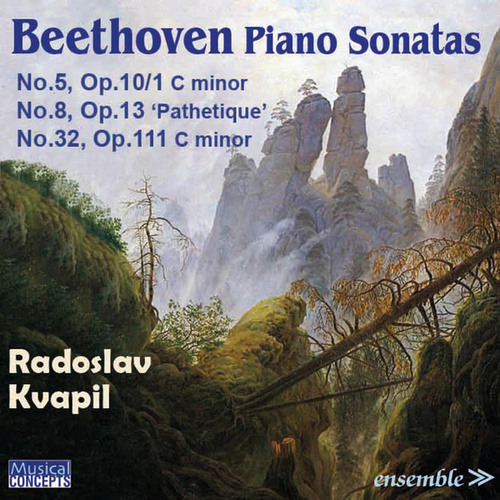 Play & Download Beethoven: Piano Sonatas Nos. 5, 8