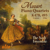 Play & Download Mozart: Piano Quartets by The Nash Ensemble | Napster