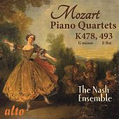 Mozart: Piano Quartets by The Nash Ensemble
