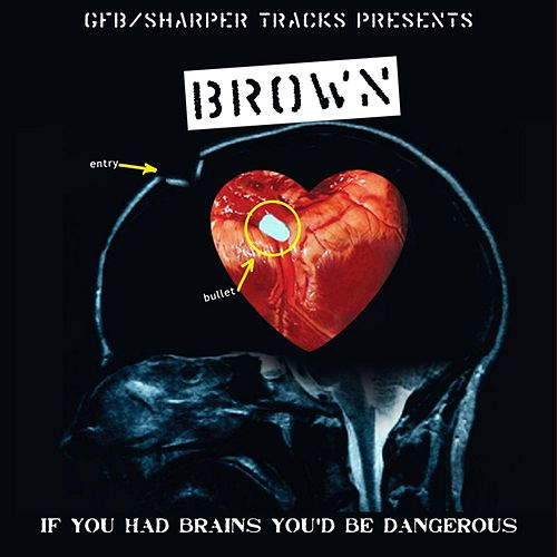 If You Had Brains You'd Be Dangerous by Brown