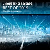 Unique Sense, Best Of 2015 - EP by Various Artists