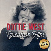 Play & Download Greatest Hits (Live) by Dottie West | Napster