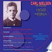 Carl Nielsen: Symphony No. 3 & 4 by Danish National Radio Symphony Orchestra