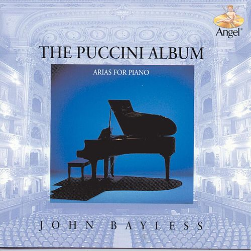 The Puccini Album: Arias For Piano by Giacomo Puccini