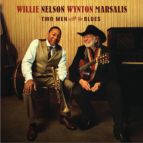 Two Men With The Blues by Willie Nelson