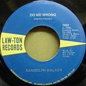 Play & Download Do Me Wrong / Miss Jackson's Daughter by Randolph Walker | Napster