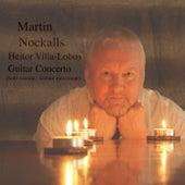 Guitar Concerto - second movement - solo version by Martin Nockalls