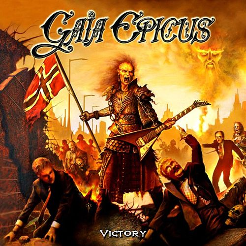 Play & Download Victory by Gaia Epicus | Napster