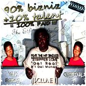 Play & Download 90% Bizniz, 10% Talent The EP by Hoodstarz | Napster
