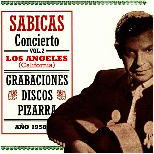 Play & Download Concierto Vol. 2 - Los Angeles, California Año 1958 by Sabicas | Napster