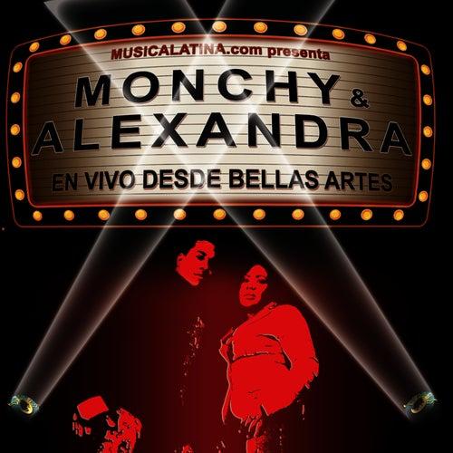 Play & Download En Vivo Desde Bellas Artes by Monchy | Napster