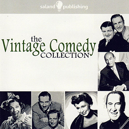 Play & Download The Vintage Comedy Collection by Various Artists | Napster
